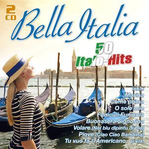 Various - Bella Italia - 50 Italo Hits - 2 CD