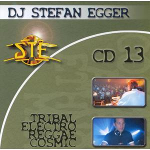 DJ Stefan Egger - World Movement CD 13 - 1 CD