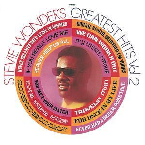 Wonder, Stevie - Greatest Hits Vol. 2 - 1 CD