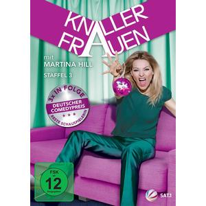 Various - Knallerfrauen - Staffel 3 [2 DVDs] - 2 DVD
