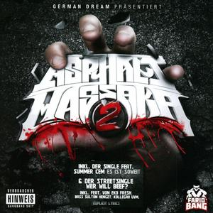 Bang, Farid - Asphalt Massaka 2 - 1 CD