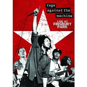 Rage Against The Machine - Live At Finsbury Park - 1 DVD