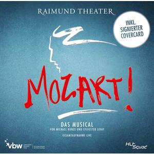 Kuipers / Borchert / Seibert / Gomes - Mozart! Das Musical - Gesamtaufnahme Live - 2 CD