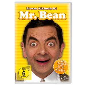 Rowan, Atkinson - Mr. Bean - Die Komplette TV - Serie - 3 DVD