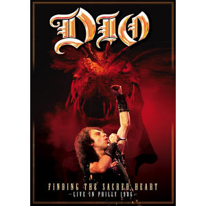 Dio, Ronnie James - Dio - Finding The Sacred Heart / Live In Phily... - 1 DVD