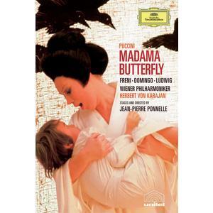 Karajan, Herbert Von / Wiener Philharmoniker - Madame Butterfly - 1 DVD