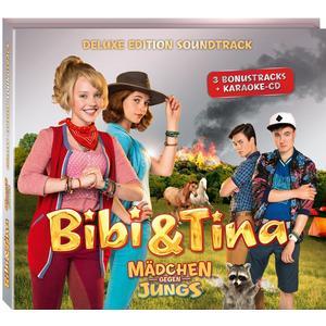 Bibi Und Tina - Soundtrack Zum Film Special Edition: Mädchen gegen Jungs - 1 CD