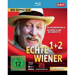 Merkatz, Karl / Burkhard, Ingrid / Rott, Klaus - Echte Wiener: Die Sackbauer Saga / Die Deppat'n - 1 BR