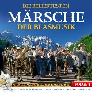 Various - Die Beliebtesten Märsche Der Blasmusik - 1 CD