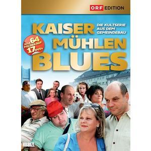 Böck, Wolfgang / Mendt, Marianne - Kaisermühlenblues: Die Komplette Serie - 17 DVD