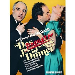Niavarani, Michael - Das Perfekte Desaster Dinner - 2 DVD
