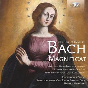 Haenchen / Rundfunkchor Berlin / KCPEB - Magnificat - 1 CD