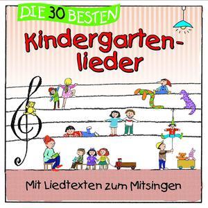 Die 30 Besten - 30 Besten Kindergartenlieder - 1 CD
