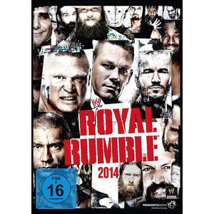Various - Royal Rumble 2014 - 1 DVD