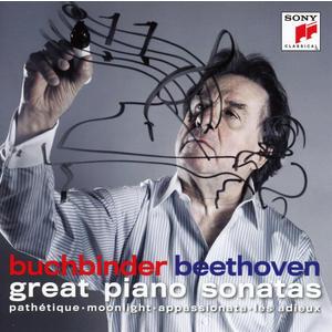 Buchbinder, Rudolf - Beethoven: Great Piano Sonatas - 1 CD