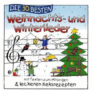 Die 30 Besten - 30 Besten Weihnachts Und Winterlieder - 1 CD
