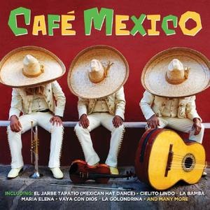 Various - Cafe Mexico - 2 CD