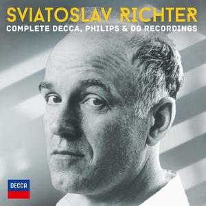Richter, Svjatoslav - Complete Recordings - 51 CD