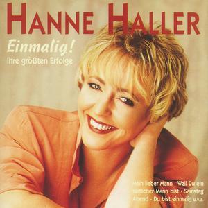 Haller, Hanne - Einmalig! Grosse Erfolge - 1 CD