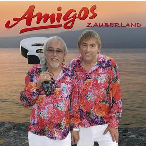 Amigos, Die - Zauberland - 1 CD
