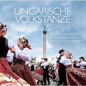 Hungarian State Folk Ensemble, The - Ungarische Volkstänze - 1 CD
