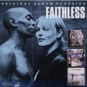 Faithless - Original Album Classics - 3 CD
