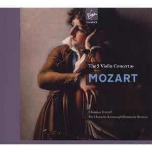 Tetzlaff, Christian / DKP - Die 5 Violinkonzerte - 2 CD