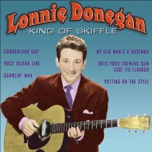 Donegan, Lonnie - King Of Skiffle - 1 CD