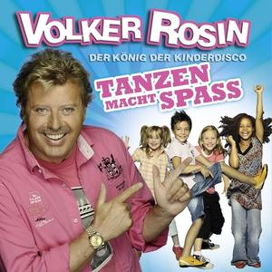 Rosin, Volker - Tanzen Macht Spass - 1 CD
