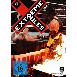 Various - Extreme Rules 2014 - 1 DVD