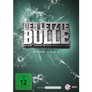 Baum, Henning - Der Letzte Bulle 1-4 - 12 DVD