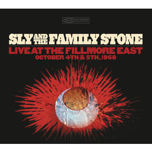 Sly & The Family Stone - Live at the Fillmore East October 4th & 5th 19 - 4 CD