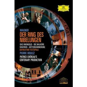 Boulez / Obf - Ring Des Nibelungen - 8 DVD