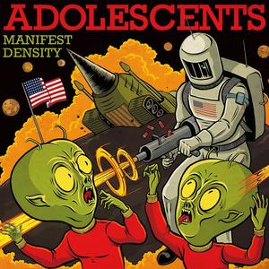 Adolescents - Manifest Density (Limited Edition) - 1 LP