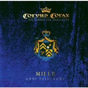 Corvus Corax - Mille Anni Passi Sunt - 1 CD
