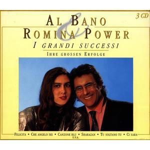 Bano, Al & Power, Romina - I Grandi Successi - Ihre Grossen Erfolge - 3 CD
