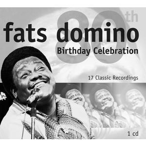 Domino, Fats - Birthday Celebration 80th - 1 CD