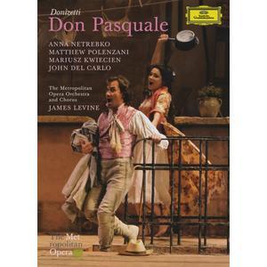 Netrebko, Anna / Levine, James / MOO - Don Pasquale - 1 DVD