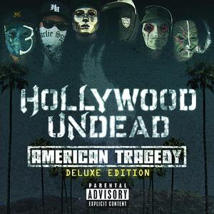 Hollywood Undead - American Tragedy - 1 CD