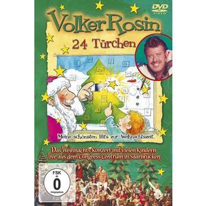 Rosin, Volker - 24 Türchen-Weihnachts-Kalender - 1 DVD