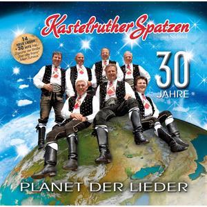 Kastelruther Spatzen - Planet Der Lieder - 2 CD