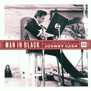 Cash, Johnny - Man In Black - The Very Best Of - 2 CD