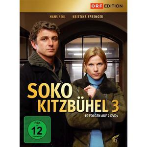 Sprenger,Kristina/Sigl,Hans/Marecek,Heinz - SOKO Kitzbühel 03 - 2 DVD
