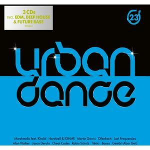 Various - Urban Dance,Vol.23 - 3 CD