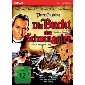 Cushing,Peter/Lee,Bernard - Die Bucht der Schmuggler - 1 DVD