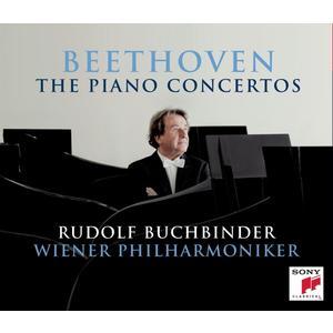Beethoven: Die Klavierkonzerte / Buchbinder,Rudolf/Wiener Philharmoniker
