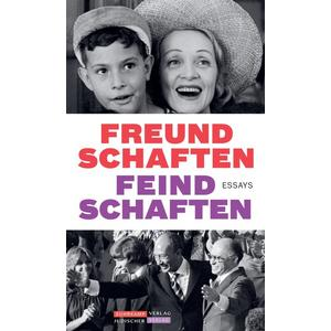 Jüdischer Almanach Freundschaften Feindschaften
