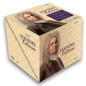 Musik-CD Händel Edition / Various, (65 CD)