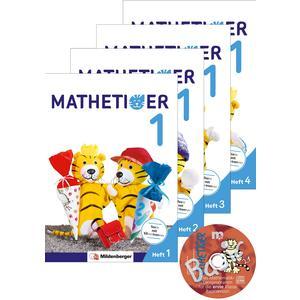 Mathetiger 1 – Heftausgabe · Neubearbeitung