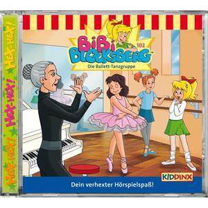 BIBI BLOCKSBERG - FOLGE 102 DIE BALLETT-TANZGRUPPE - 1 CD